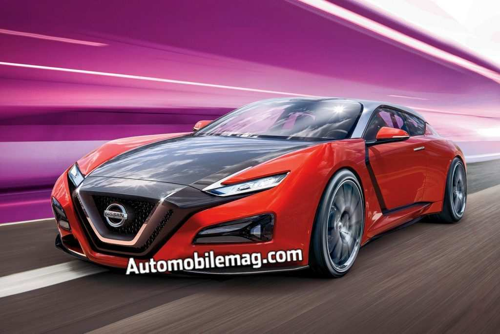 18 Best 2020 Nissan Z Redesign Engine