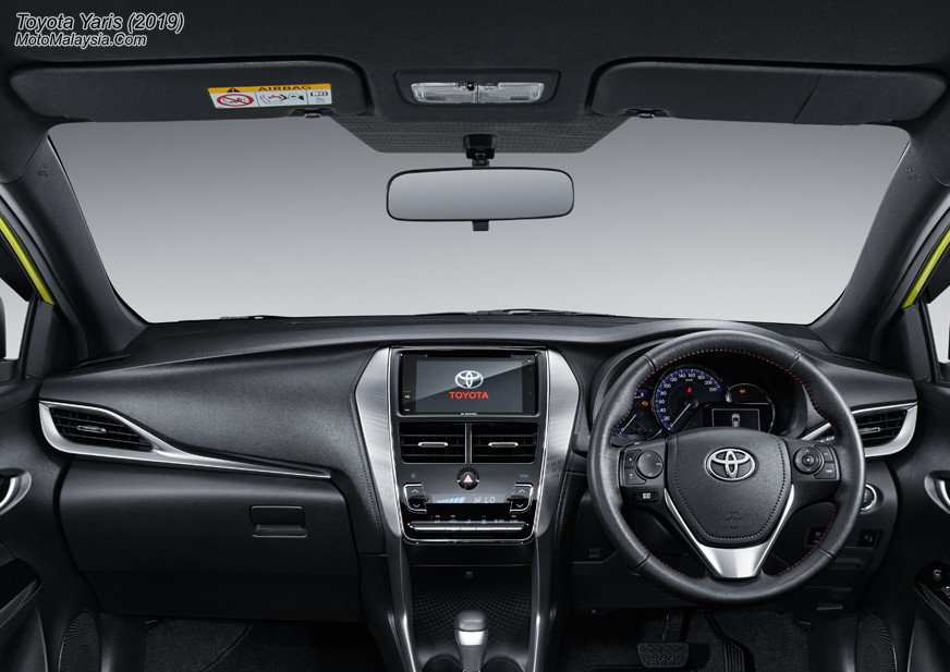 18 Best Toyota Yaris 2019 Interior Concept