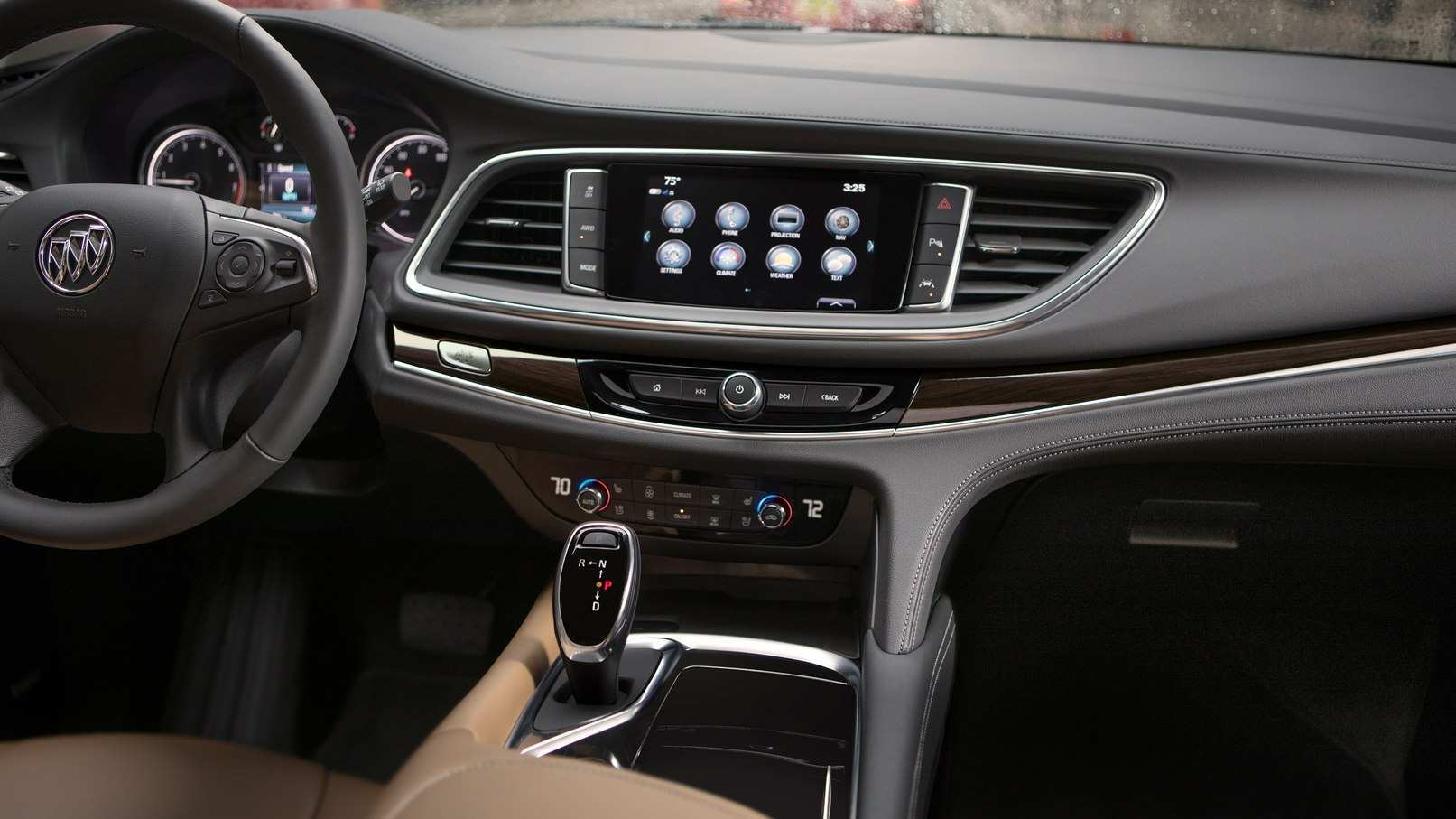18 New 2019 Buick Enclave Engine