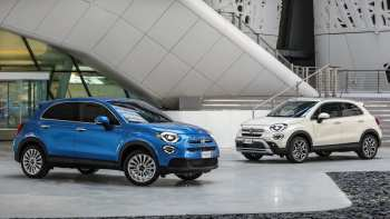 18 New 2019 Fiat 500X New Model And Performance