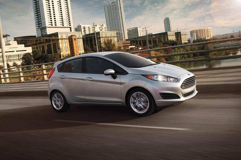 18 New 2019 Ford Fiesta Style