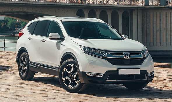 18 New 2019 Honda CRV Review