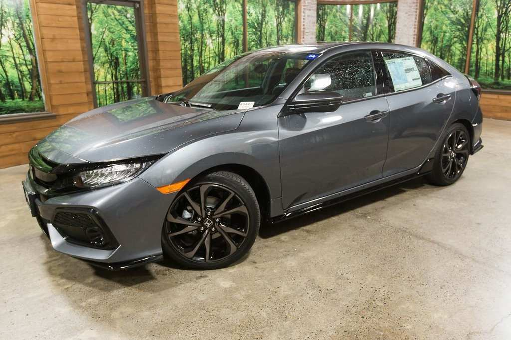 18 New 2019 Honda Civic Spy Shoot