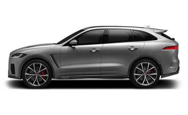 18 New 2019 Jaguar F Pace Svr Review And Release Date