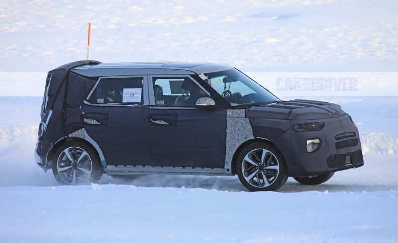 18 New 2019 Kia Soul Awd Wallpaper