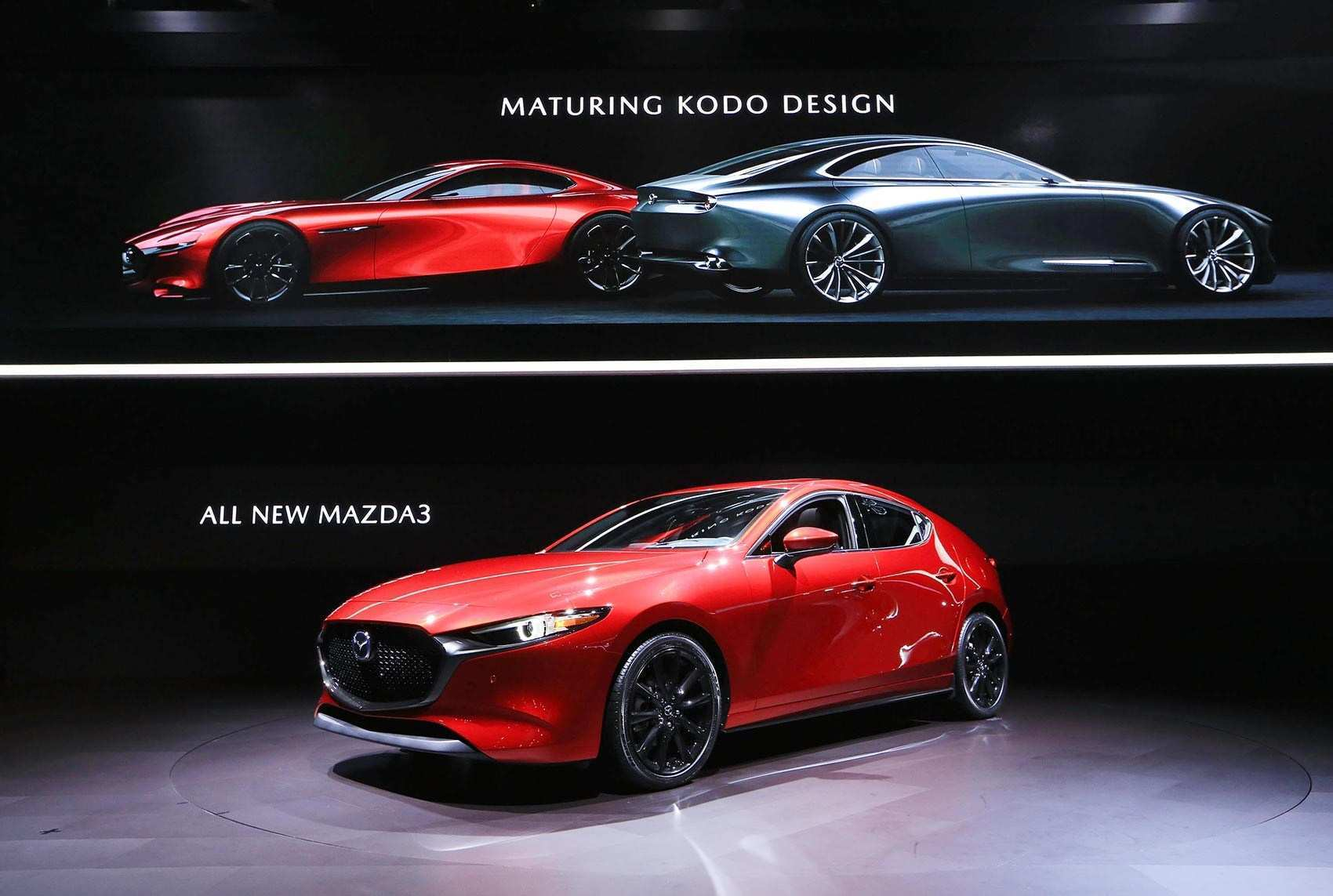 18 New 2019 Mazdaspeed 3 Exterior