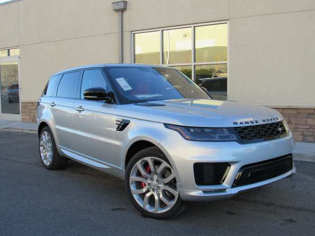 18 New 2019 Range Rover Sport Picture