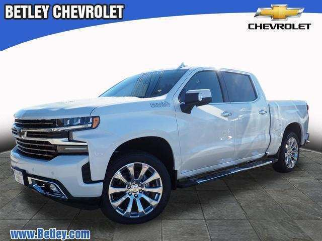 18 New 2019 Silverado 1500 New Review