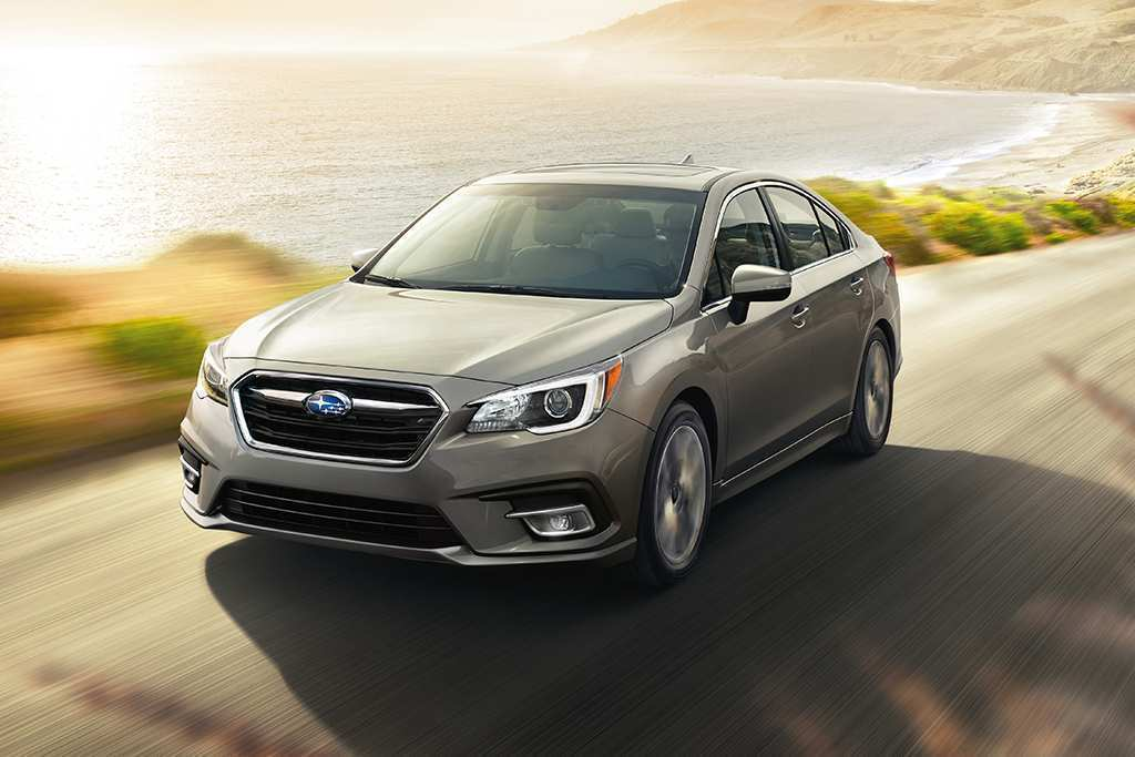 18 New 2019 Subaru Liberty Images