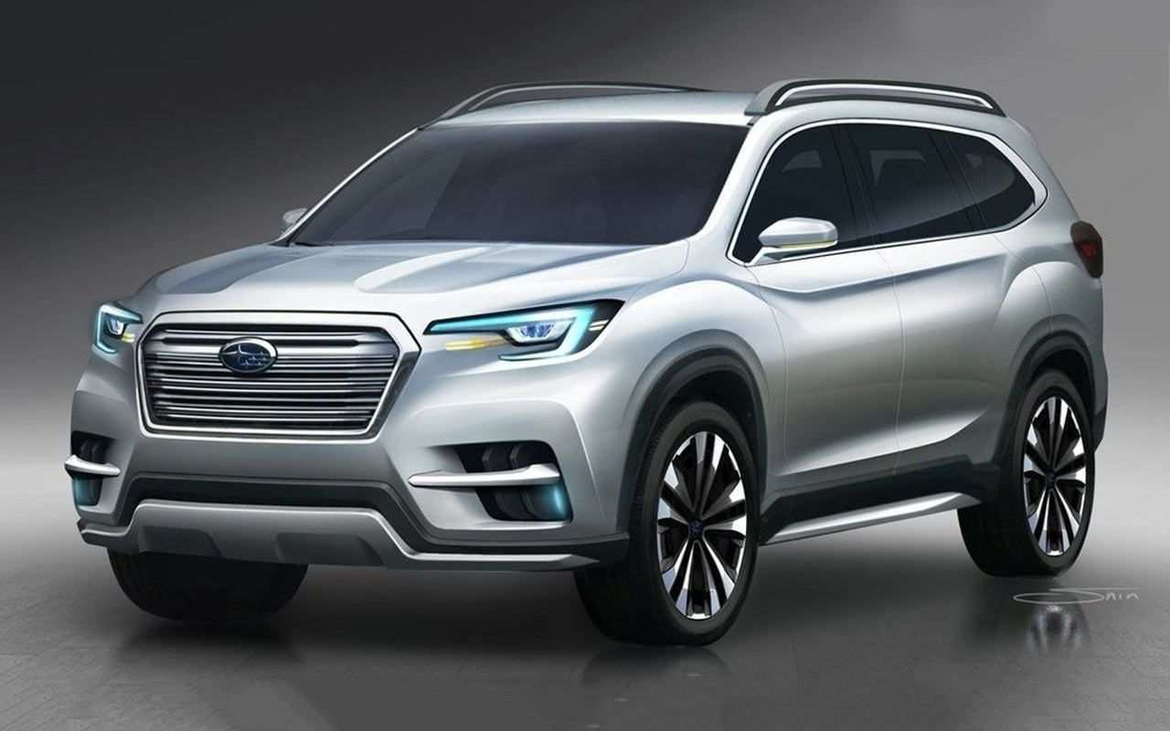 18 New 2019 Subaru Viziv Pickup Performance And New Engine