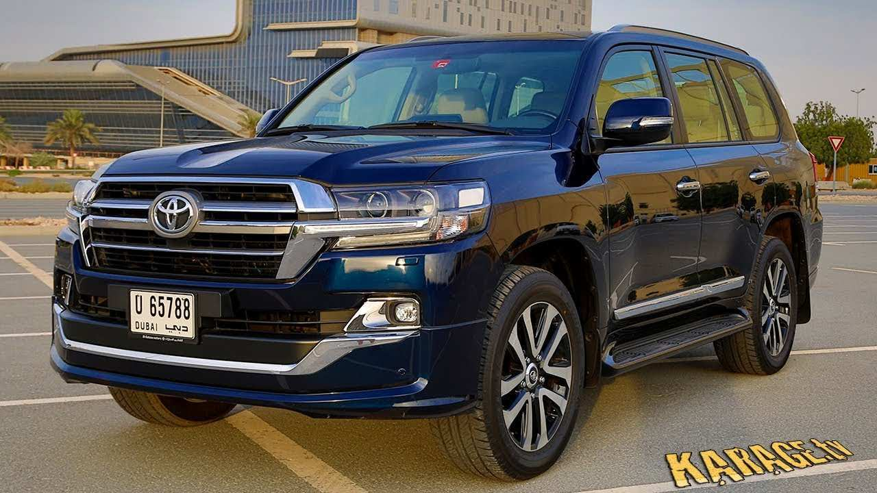 18 New 2019 Toyota Land Cruiser Pictures