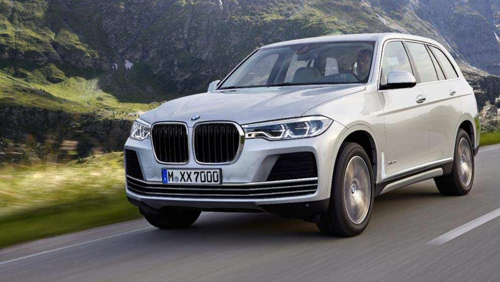 18 New 2020 BMW X7 Suv New Review