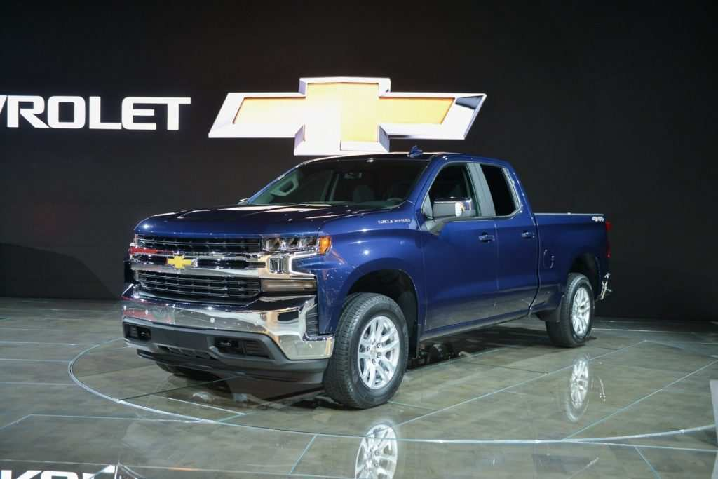 18 New 2020 Chevy 2500Hd Duramax Picture