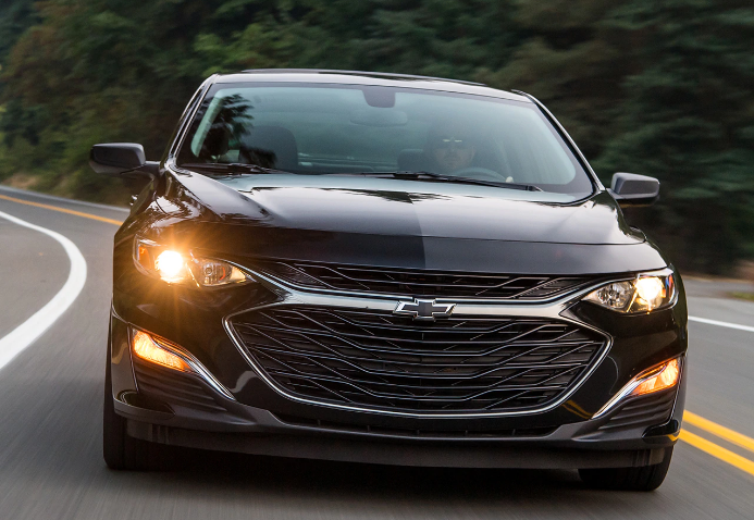 18 New 2020 Chevy Malibu Concept And Review