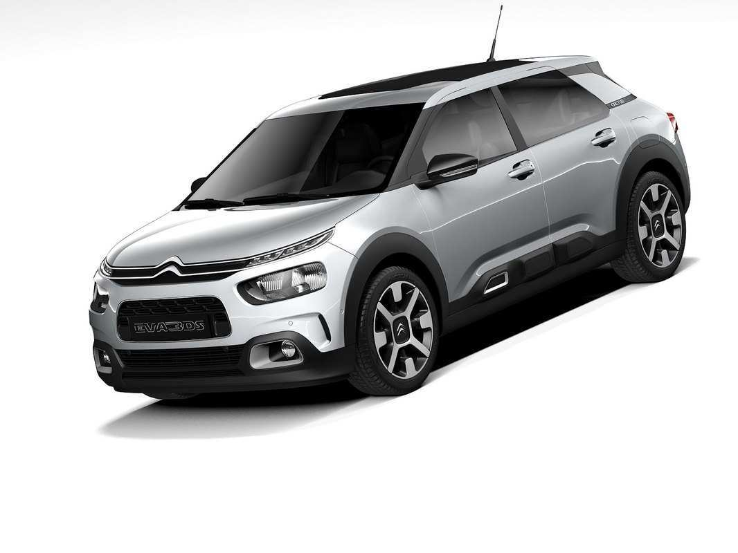 18 New 2020 Citroen C4 Price Design And Review