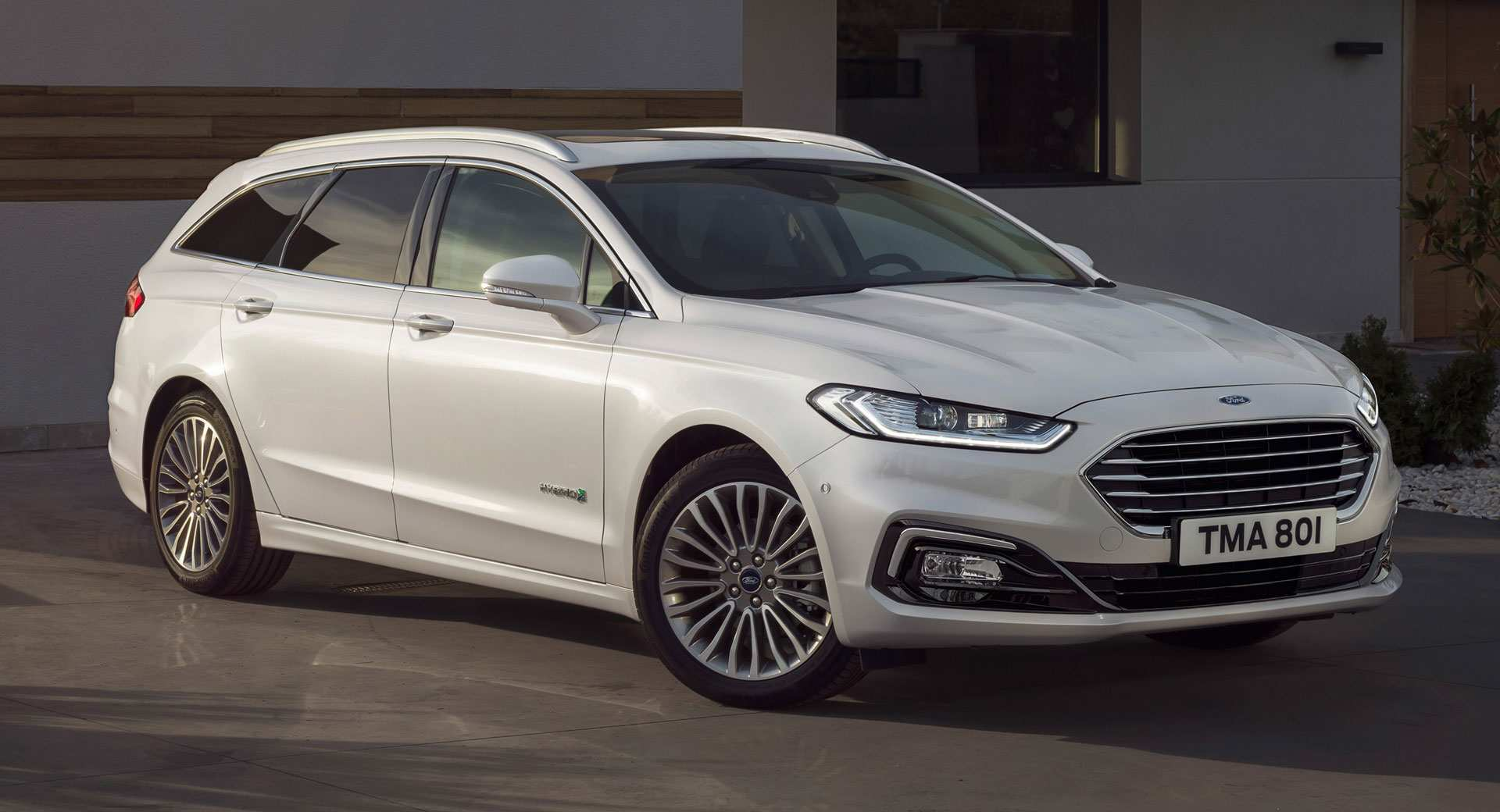 18 New 2020 Ford Mondeo Vignale New Review