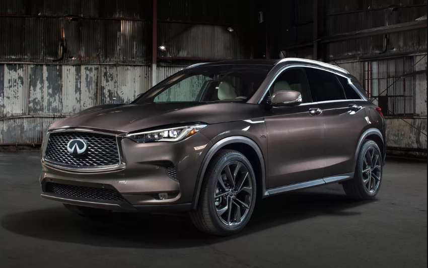 18 New 2020 Infiniti QX50 Rumors