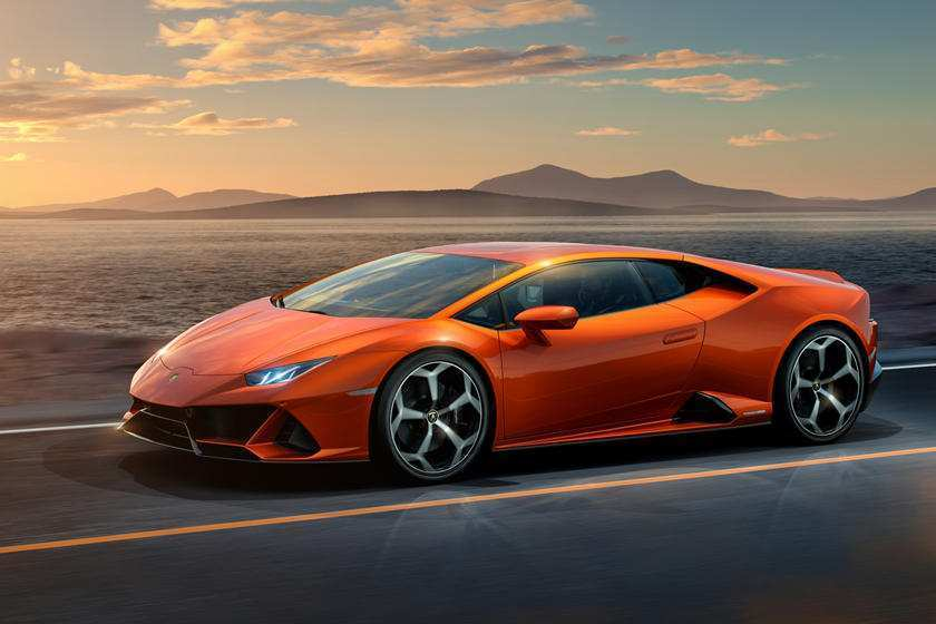 18 New 2020 Lamborghini Huracan Spy Shoot