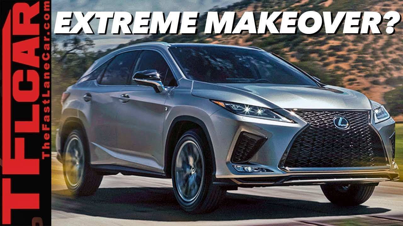 18 New 2020 Lexus RX 350 Price