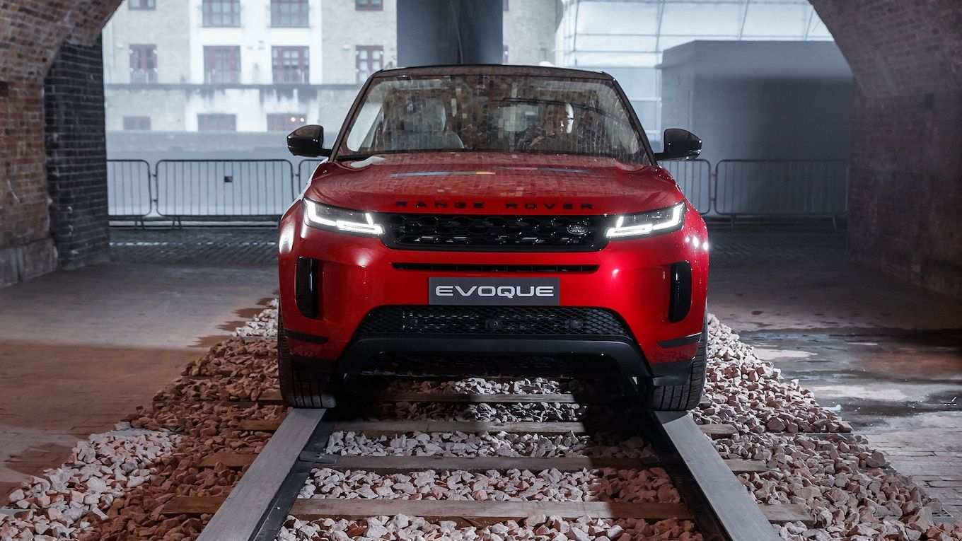 18 New 2020 Range Rover Evoque Xl Pictures