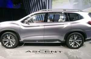 18 New 2020 Subaru Ascent Release Date Spesification