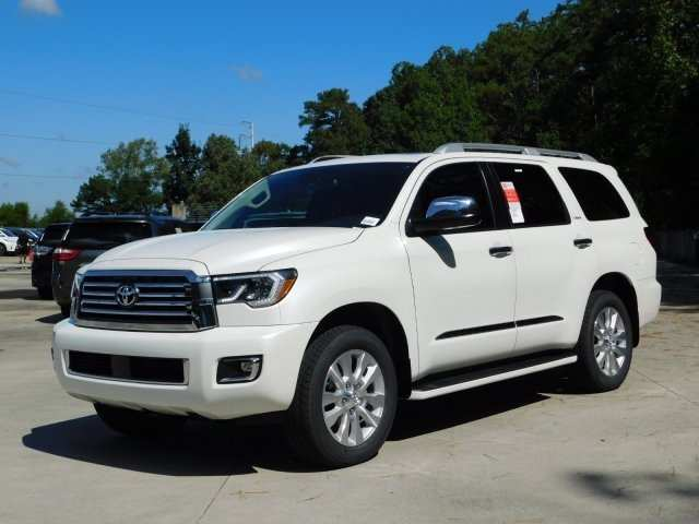 18 New 2020 Toyota Sequoia Research New