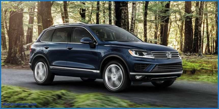 18 New 2020 Vw Touareg Tdi New Concept