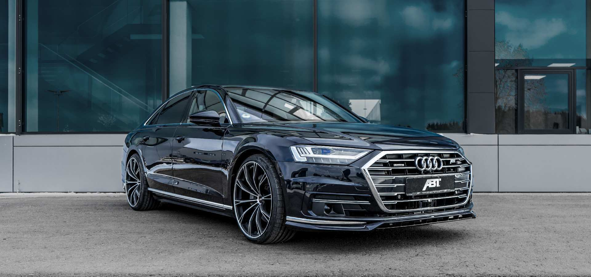18 New Audi A8 New Model And Performance