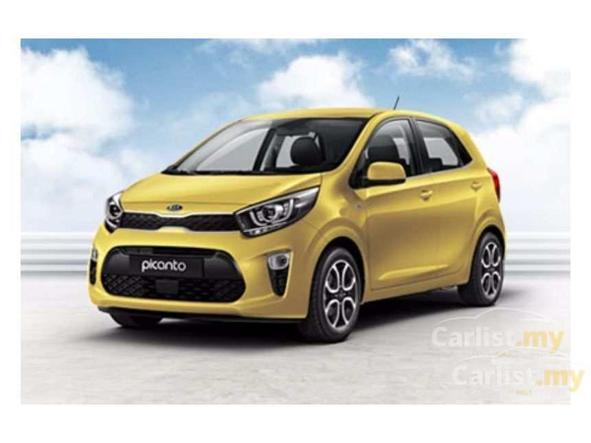 18 New Kia Picanto 2019 First Drive
