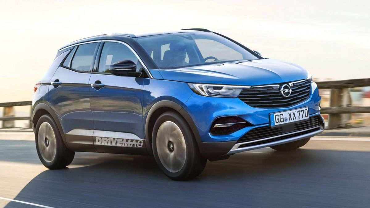 18 New Opel Monza X 2020 History