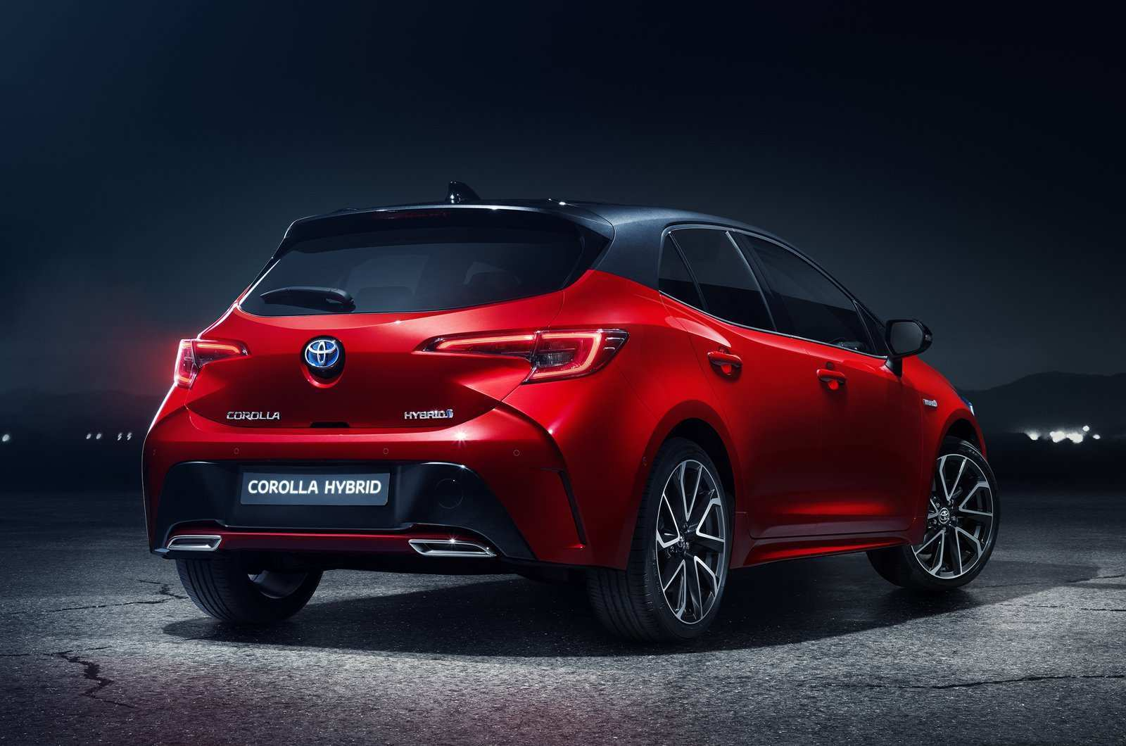 18 New Toyota Corolla 2019 Uk Redesign And Concept