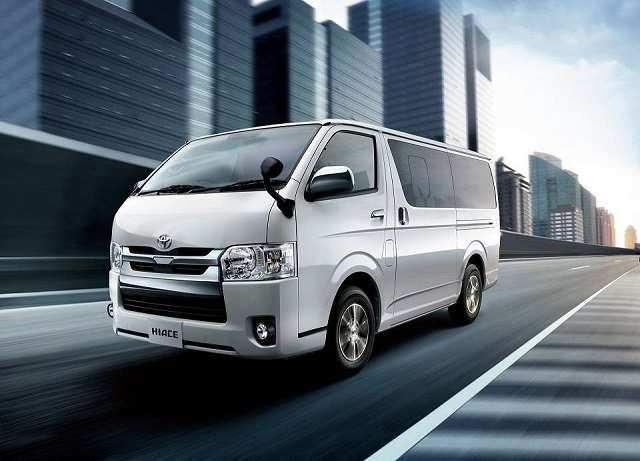 18 New Toyota Hiace 2019 Spesification