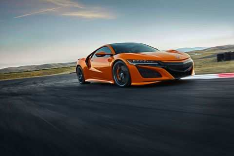 18 The 2019 Acura Nsx Type R Exterior And Interior