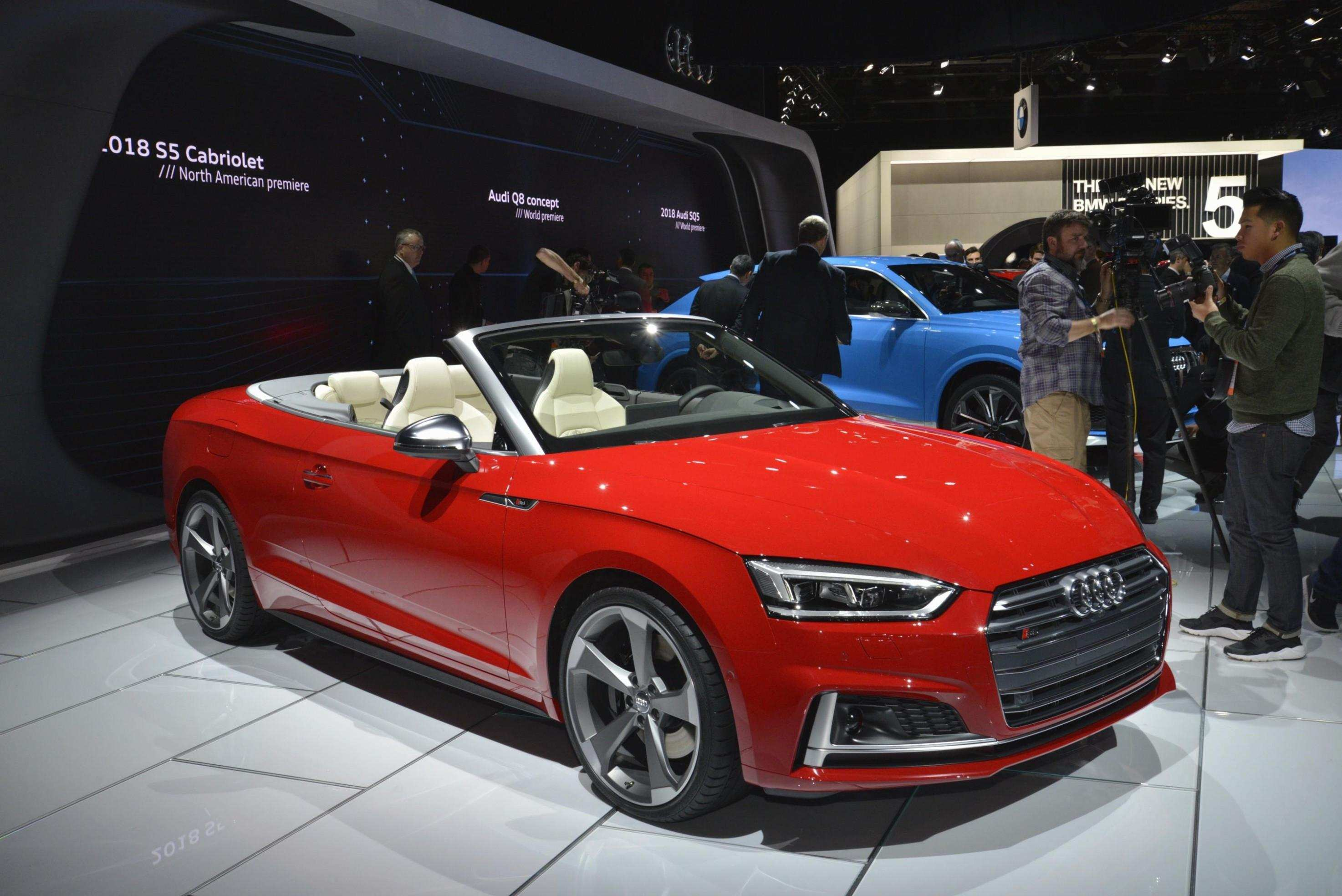 18 The 2019 Audi Rs5 Cabriolet Wallpaper