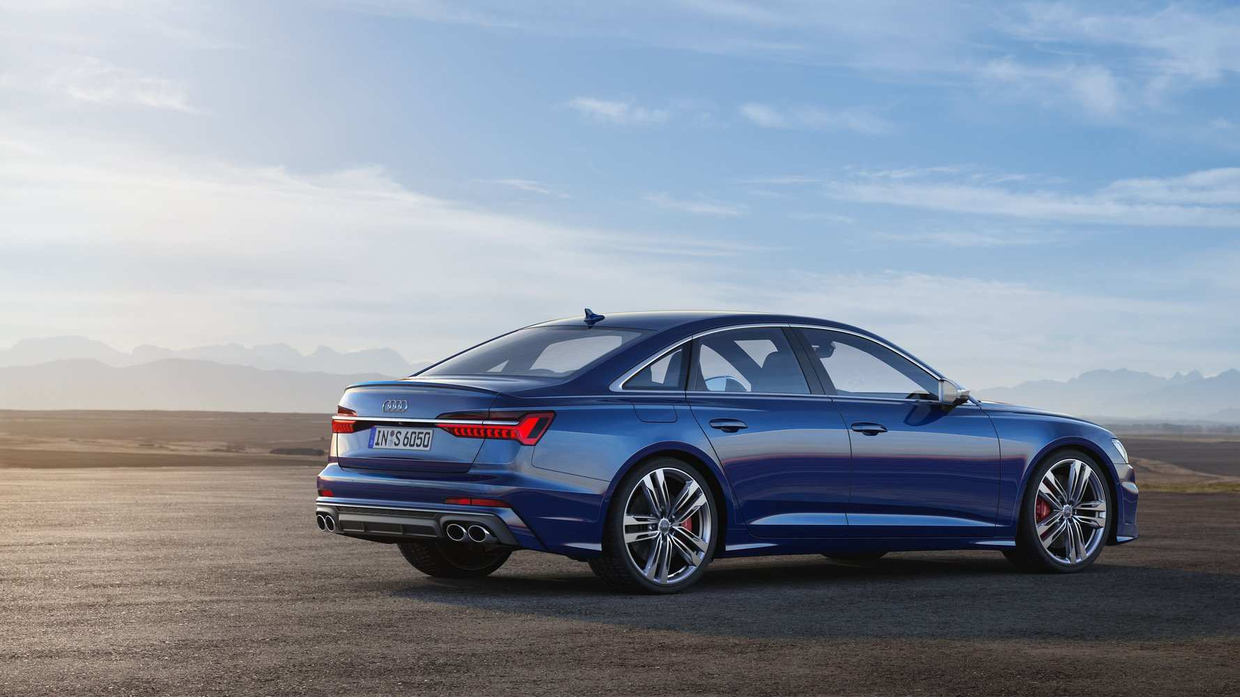 18 The 2019 Audi S6 Photos