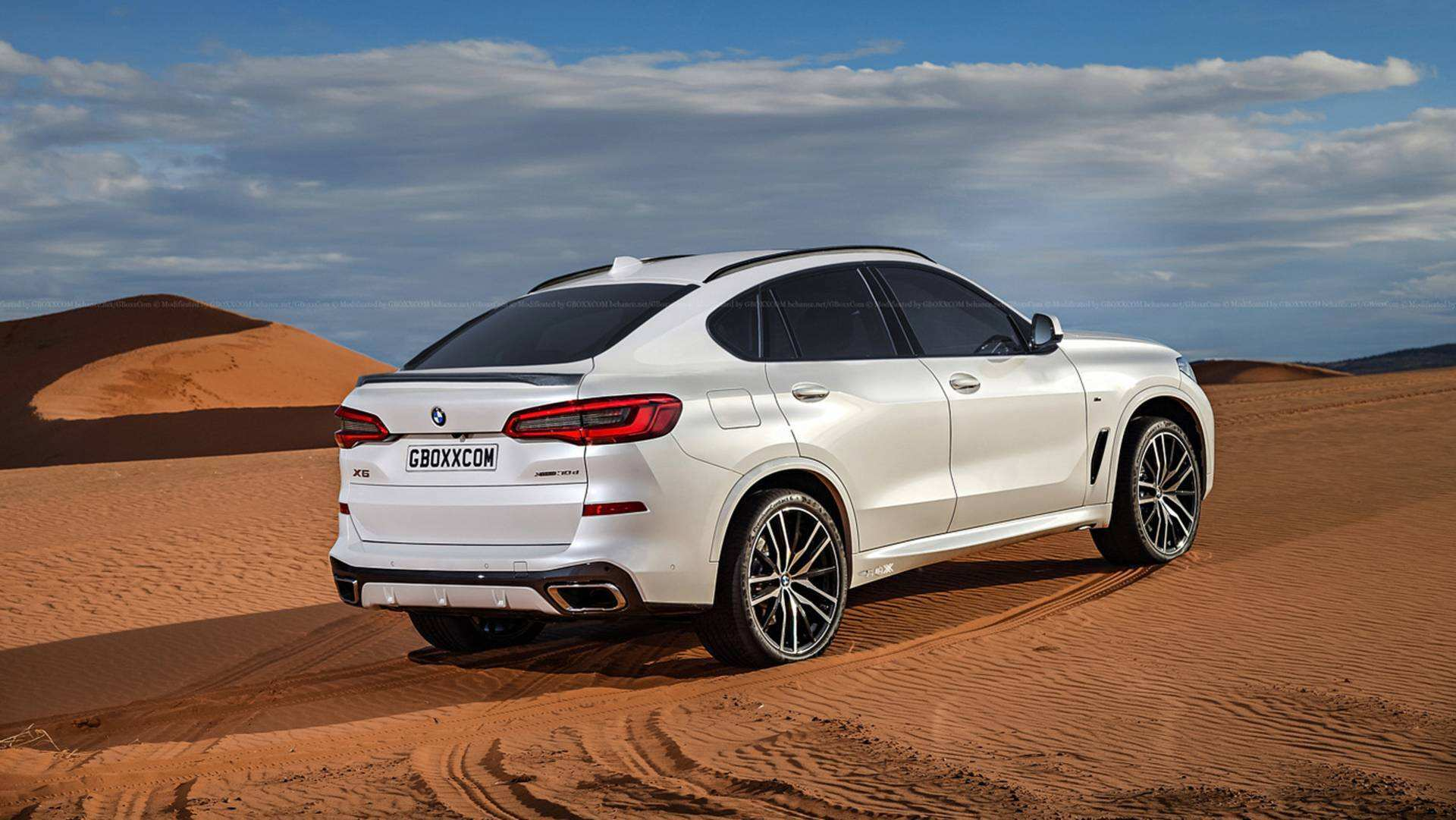 18 The 2019 BMW X6 New Concept