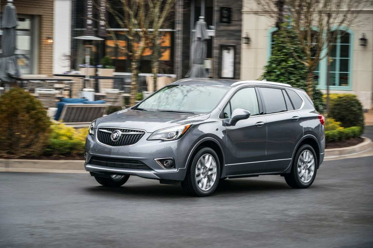 18 The 2019 Buick Envision Ratings