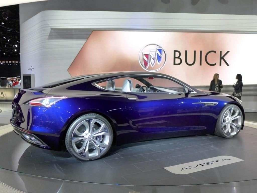 18 The 2019 Buick Grand Nationals Ratings