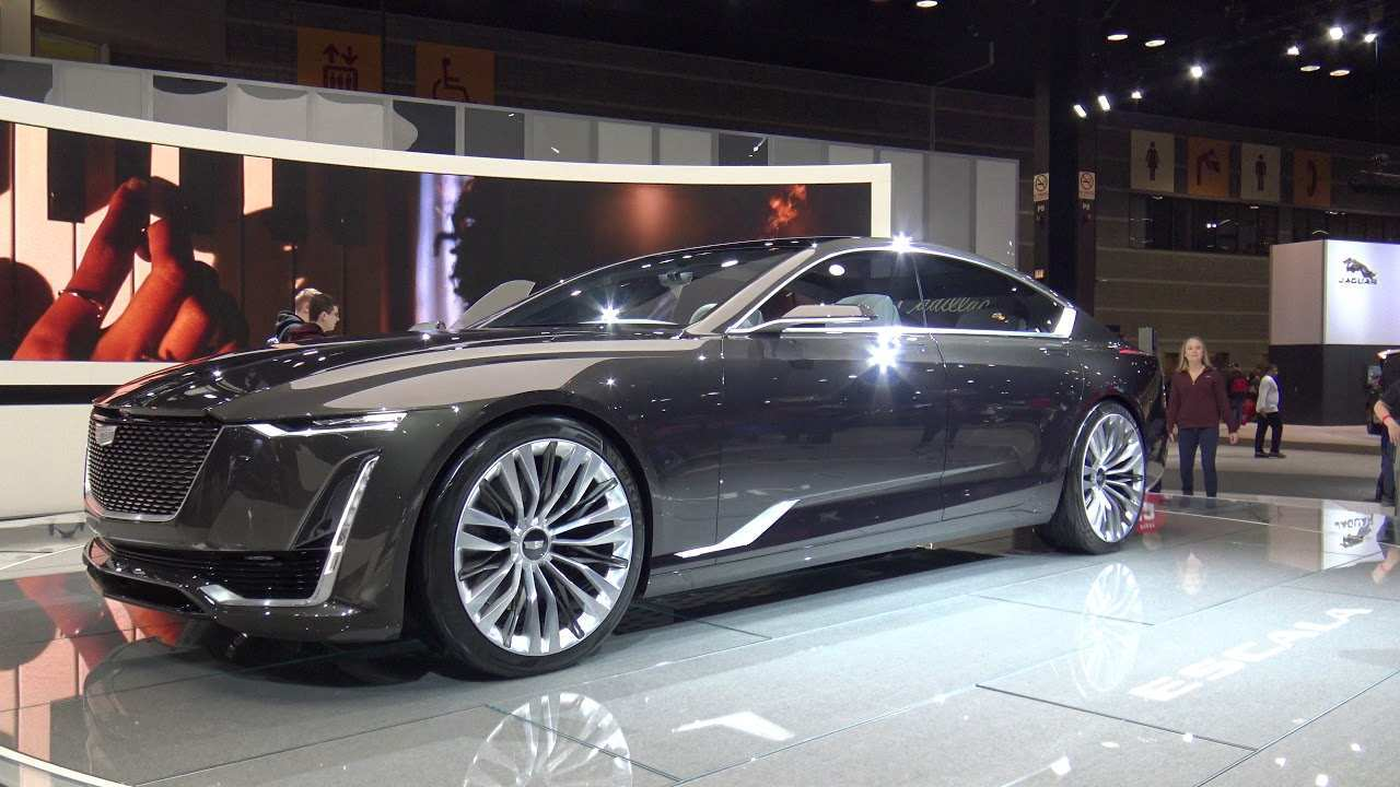 18 The 2019 Cadillac Dts Pictures