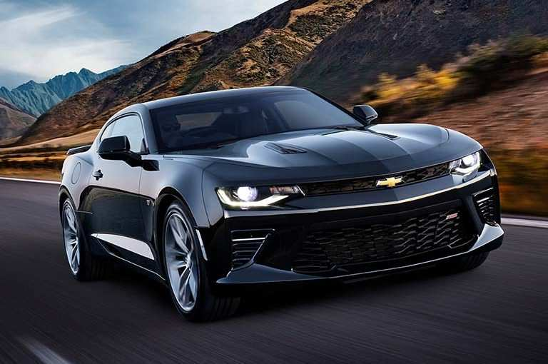 18 The 2019 Chevrolet Camaro Exterior