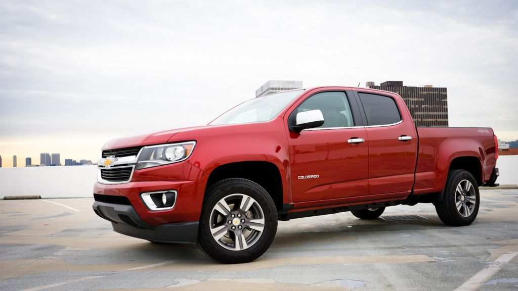 18 The 2019 Chevy Colorado Going Launched Soon Photos