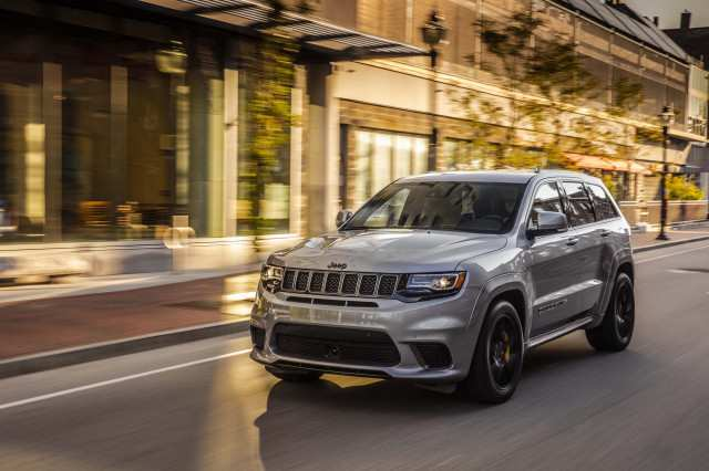 18 The 2019 Grand Cherokee New Concept