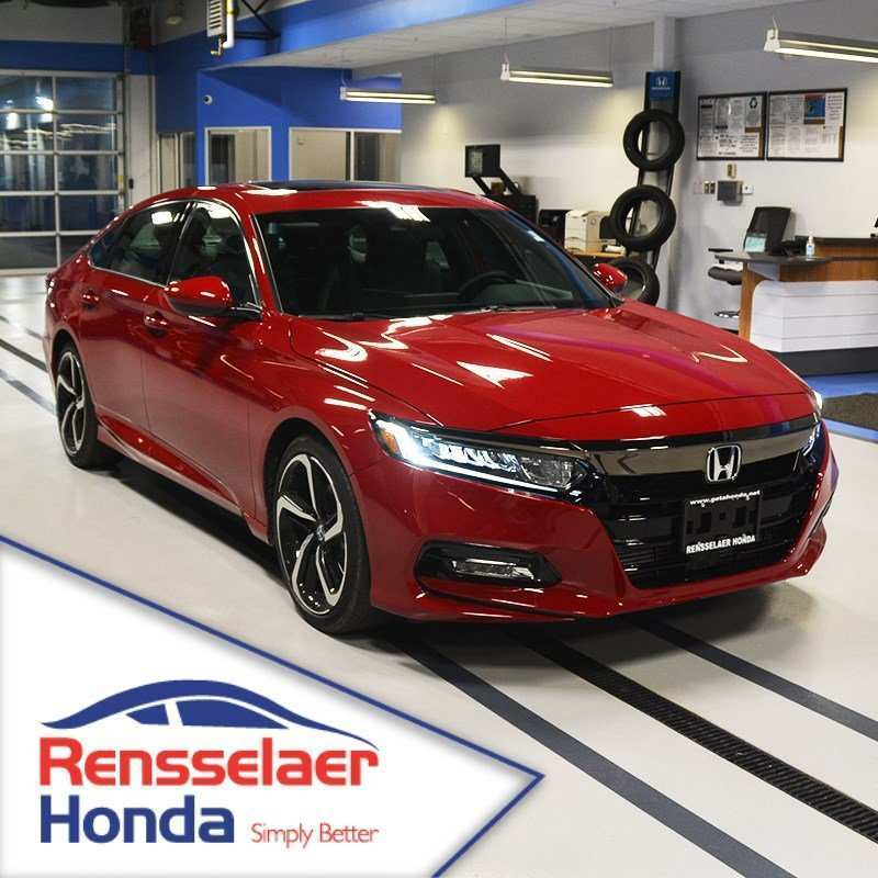 18 The 2019 Honda Accord Sport History