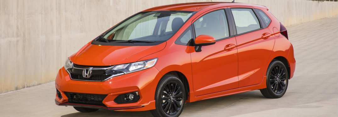 18 The 2019 Honda Fit Specs And Review