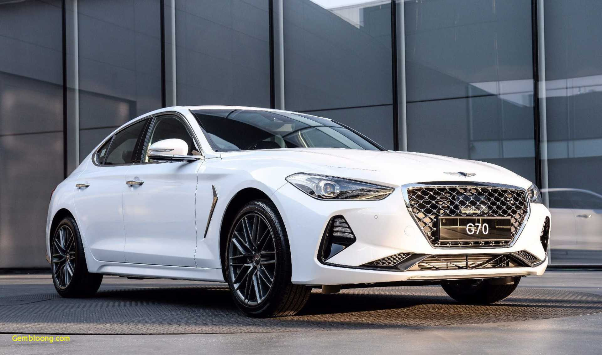 18 The 2019 Hyundai Genesis Release Date And Concept