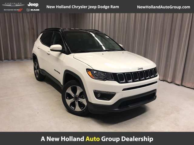 18 The 2019 Jeep Compass Photos