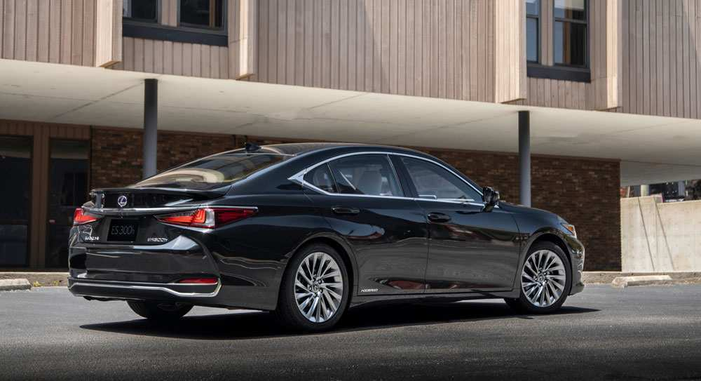 18 The 2019 Lexus ES Specs And Review