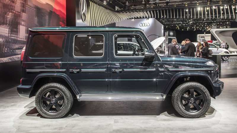 18 The 2019 Mercedes G Class Configurations