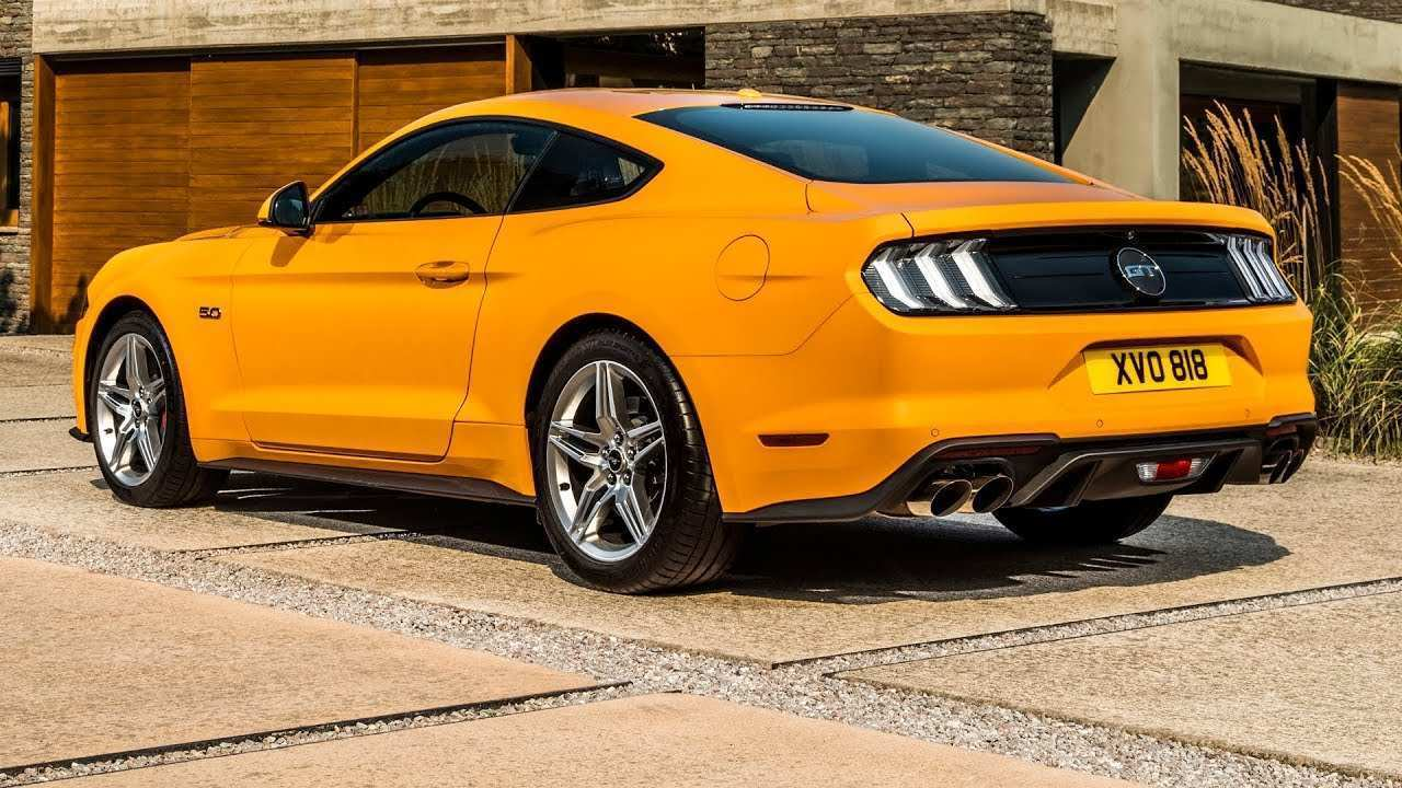18 The 2019 Mustang Mach Exterior