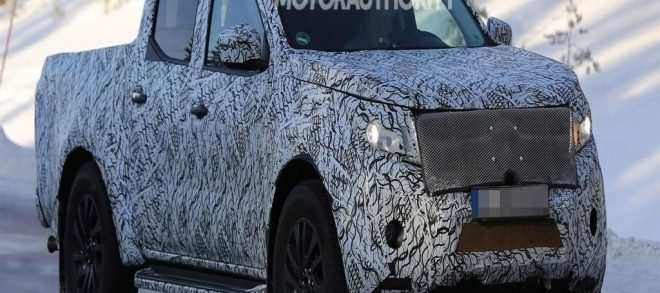 18 The 2019 Toyota Hilux Spy Shots Style